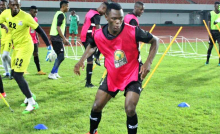 Zambia's Patson Daka in form to face Algeria