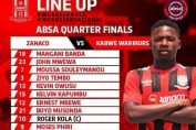 Zanaco vs Kabwe Warriors 2021 Absa Cup
