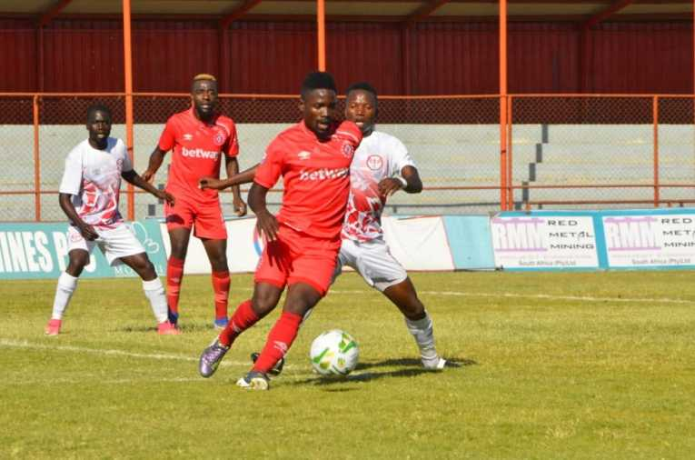 Nkana's Lament- The league champions suffered a 2-1 loss at the hand of Lusaka Dynamos