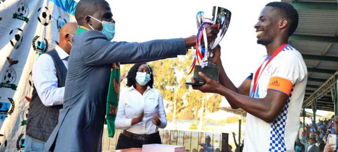 National League final day results saw Konkola blades crowned Champs of the national league 2021