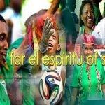 Lovely Zambian football