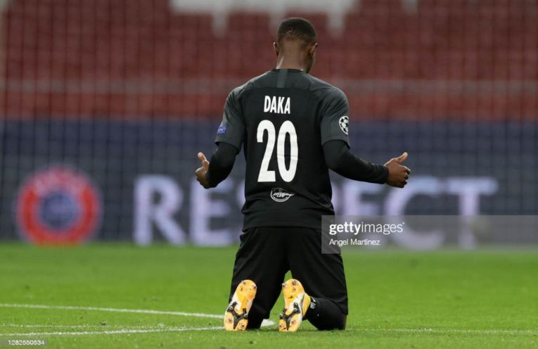 Can Patson Daka thrive at Leicester? Patson Daka achievments begun at 16 with the national appearance