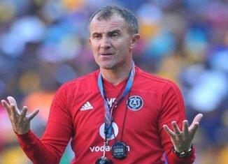 Zambia national team coach Micho